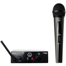 SISTEMA  INALAMBRICO - MARCA AKG - MODELO: WMS40 MINI VOCAL