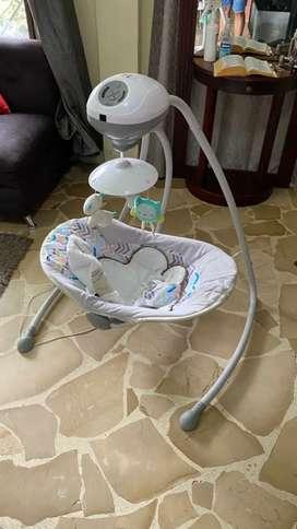 Mecedora de bebé