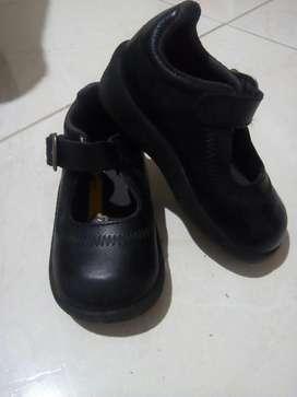 Zapato de Niña Escolar