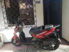 Moto Scooter  Akt Dinamic Pro