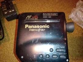 filmadora Panasonic Palmcorder usada