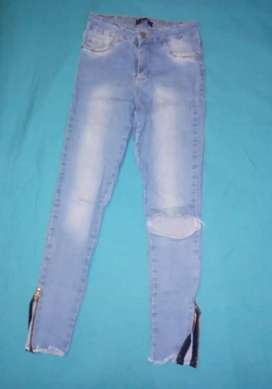 Jeans mujer