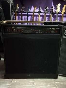 Amplificador de bajo peavey Tnt $1280 1180