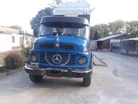 Vendo camión Mercedes-Benz 1114