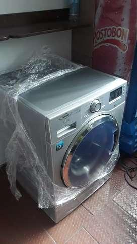 Lavadora secadora 26 libras