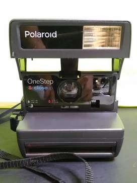 Camara instantánea Polaroid 600