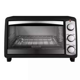 HORNO TOSTADOR BLACK AND DACKER
