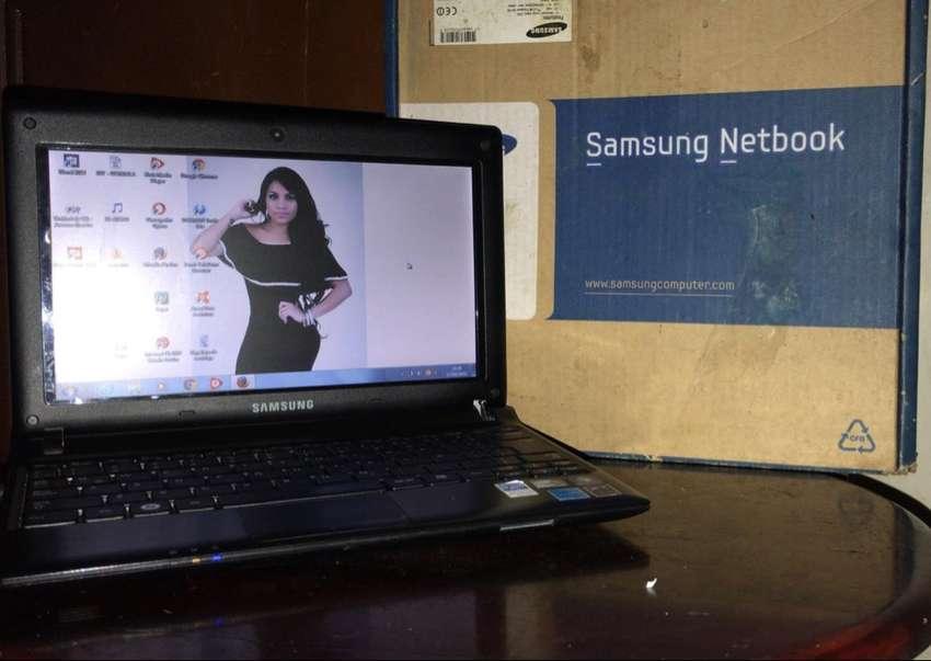 Vendo Netbook Samsung 0
