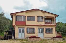 Casa finca en Suesca Cundinamarca