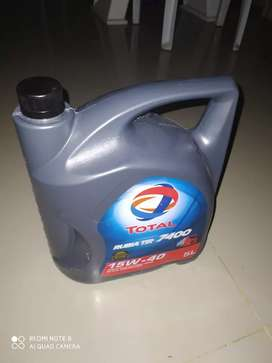 Aceite 15 W 40 marca Total