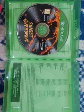Sunset Overdrive Juego Xbox One