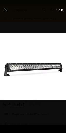 Barra Luz Led Recta 80 Cm