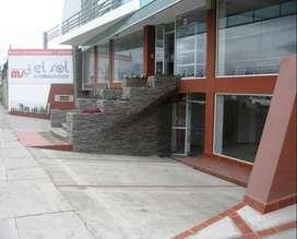 Local comercial con excelentes acabados cerca al nuevo terminal Ambato