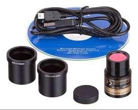 Cámara 5mp Para Microscopio Óptico