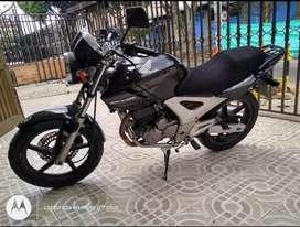 Venpermuto Moto Honda Twister 250