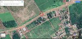 Alquilo Galpon sobre Ruta Nacional N 14 acceso a Guaraní