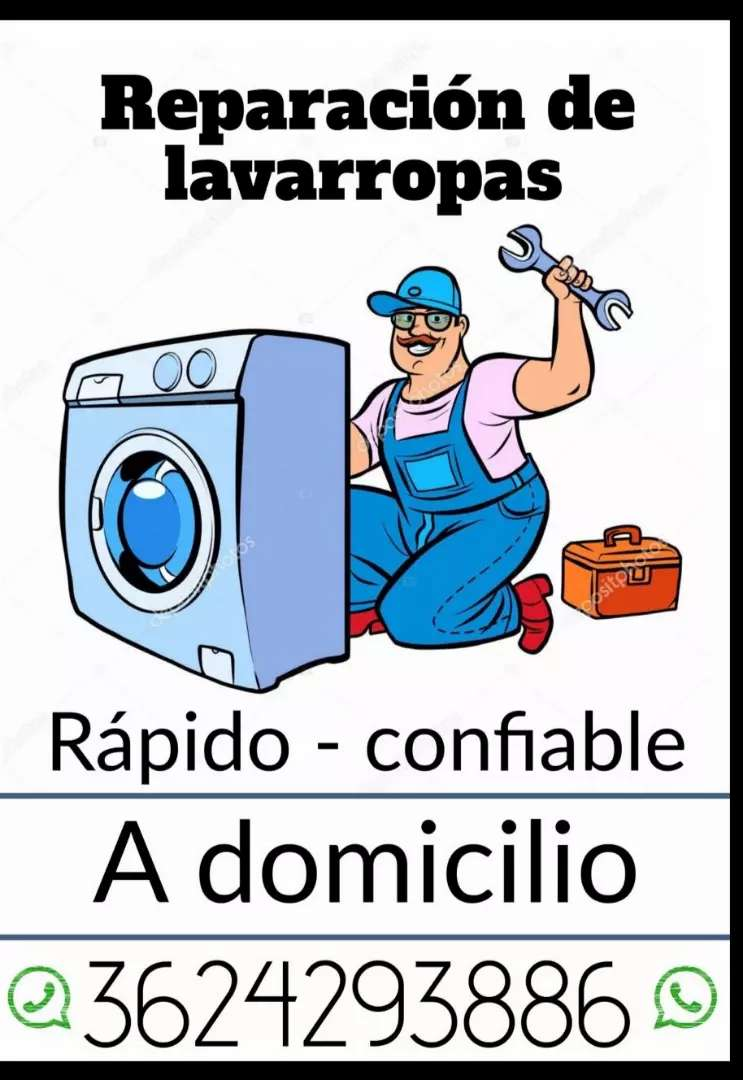 REPARO LAVARROPAS A DOMICILIO 0