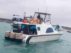 Travel Agency Los Viajes de Darwin S.A. Tour diario a la Isla Isabela