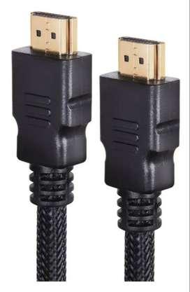 Cable Hdmi 1.8 Metros Doble Filtro Con Malla - costo 10 mil