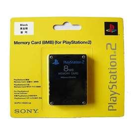 Memory Card 8mb Ps2