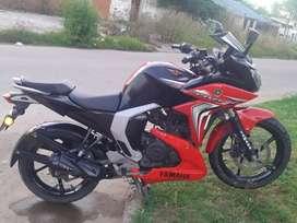 Vendo moto fazer 150cc.$200.000
