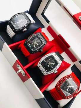 Reloj deportivo para caballero
