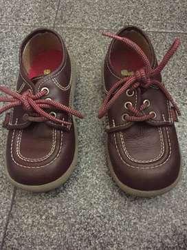 zapatos colegiales rojos bubble gummers