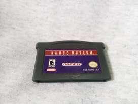 Juego original de Game Boy Advance Namco Museum