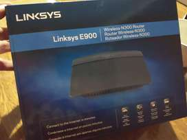 Routers Linksis E900