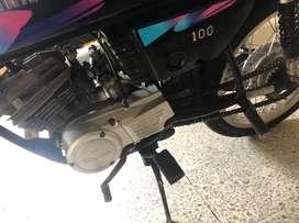Se vende moto Yamaha en buen estado papeles al día