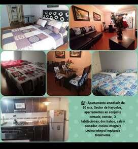 Apartamentos Amoblados Bogotá