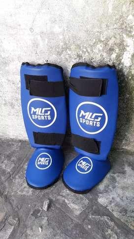 Tibiales de kick boxing