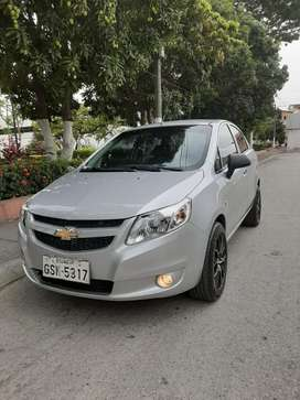 Vendo Chevrolet Sail 2014