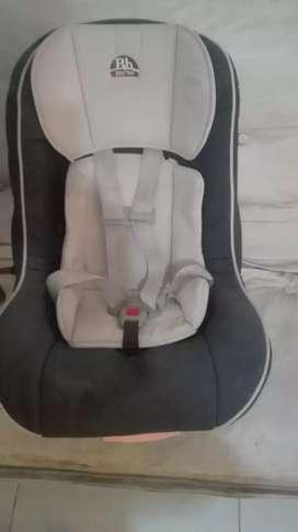 Sillita de auto para bebé usada - buen estado