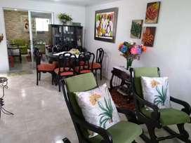 Se vende hermosa casa en conjunto Acuarelas del Bosque
