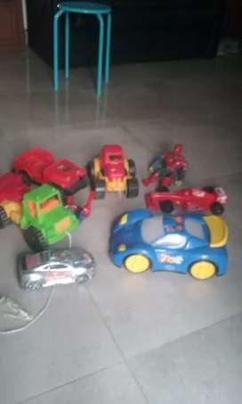 Juguetes autos
