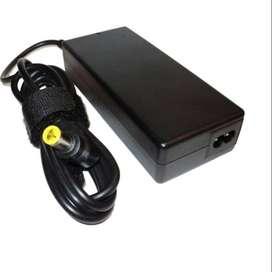 Cargador Hp Punta Amarilla 18.5v 3.5a Conector 4.8*1.7