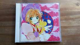 CD de Card Captor Sakura soundtrack de la primera película