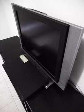 TV LG 20 '' y DVD