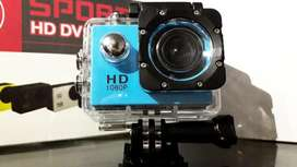 Camara Deportiva Full Hd Lcd Screen