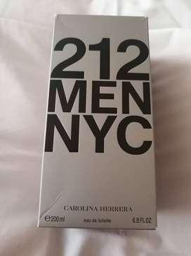 Perfume 212 Men de 200ml