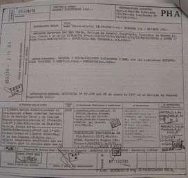 INFORME DE DOMINIO INMUEBLE-TITULARIDAD - INHIBICION Pcia de Bs As y Caba