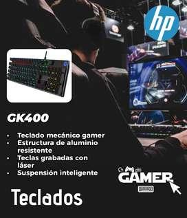 Teclado Mecánico Hp Gamer Gk400