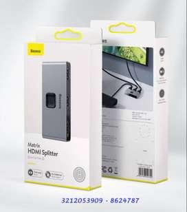 HDMI Spliter 4K Baseus Bidireccional