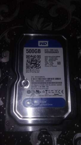 Disco duro 500 GB