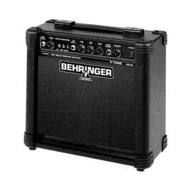 Amplificador Behringer De 15w Gm108