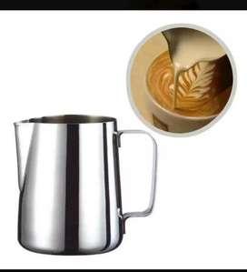 Jarra latte arte cafe