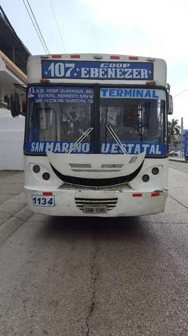 Vendo vehiculo de bus linea 107