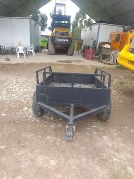 Carreta para auto u camioneta