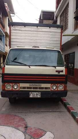 Mazda 1996, Furgón 4.5t